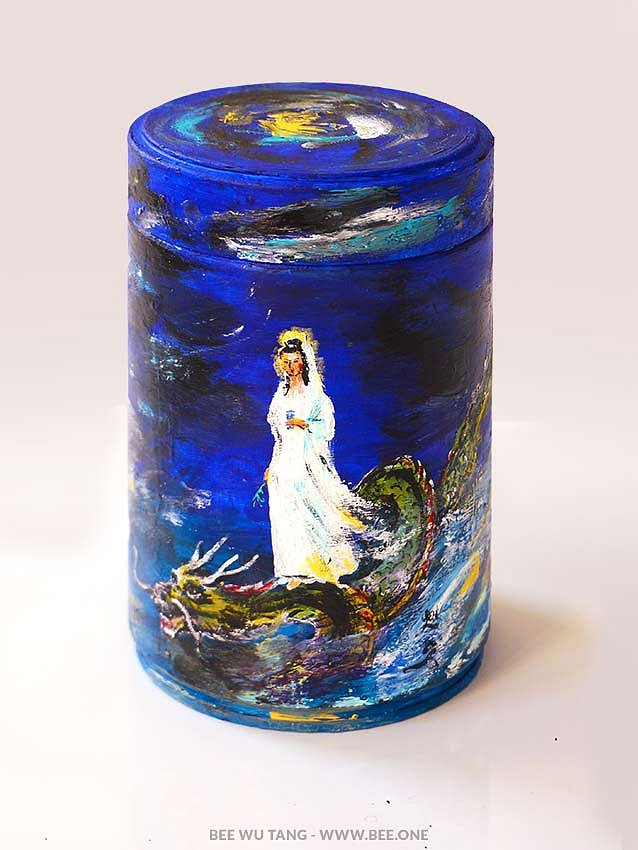 Guan Yin Coffee Can